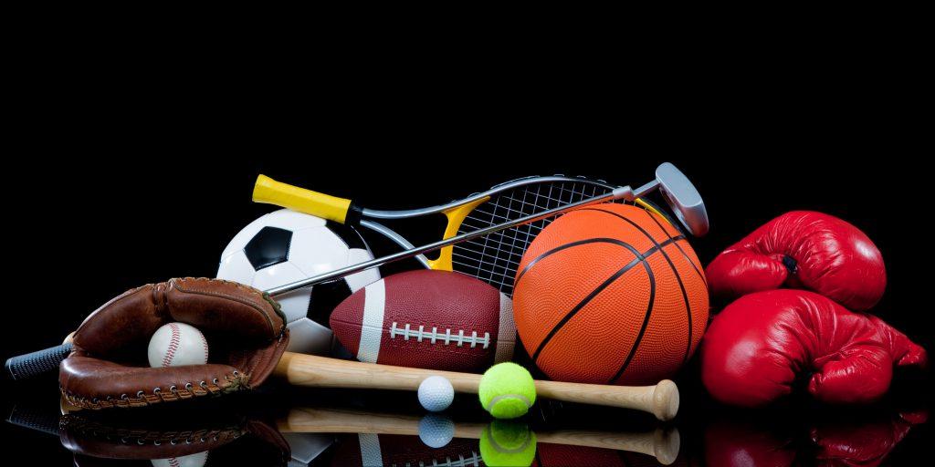 وسایل ورزشی حرفه ای