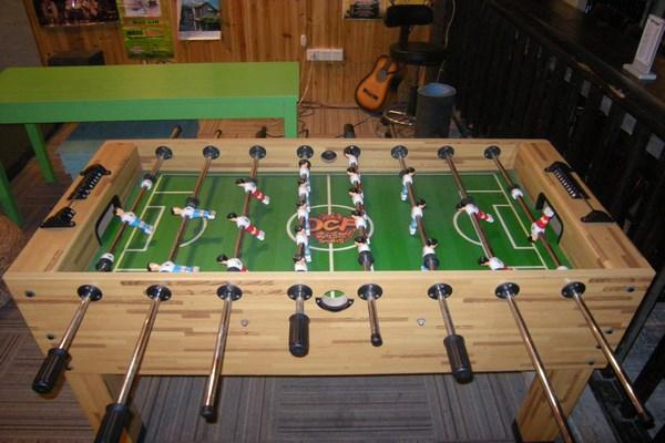 فوتبال دستی یک