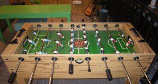 فوتبال دستی خانگی پایه دار