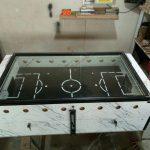 فوتبال دستی سقف شیشه ای