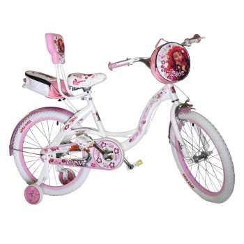 دوچرخه صورتی دخترانه