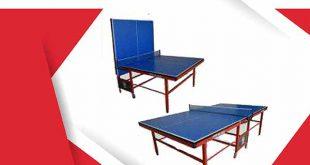خرید اینترنتی میز پینگ پنگ تاشو