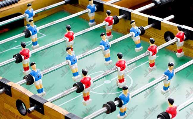 فوتبال دستی ارزان قیمت