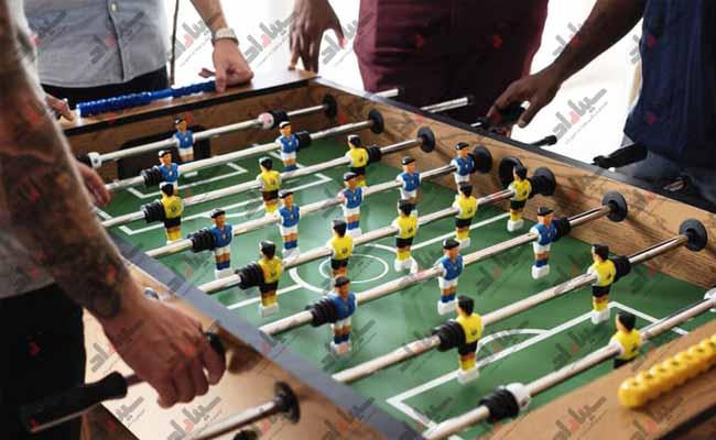 فوتبال دستی ضد آب