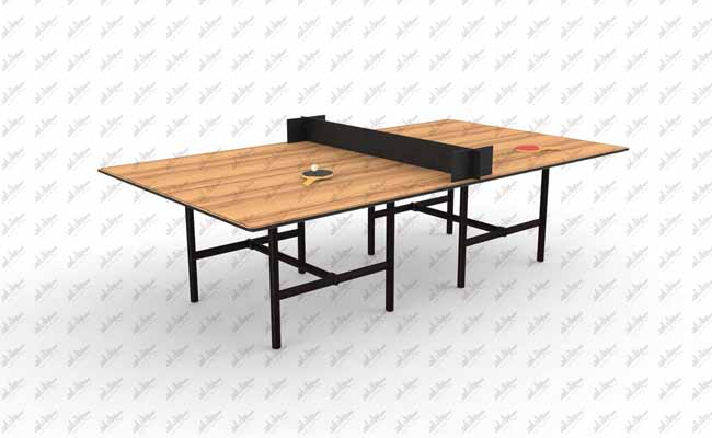میز پینگ پنگ چوبی