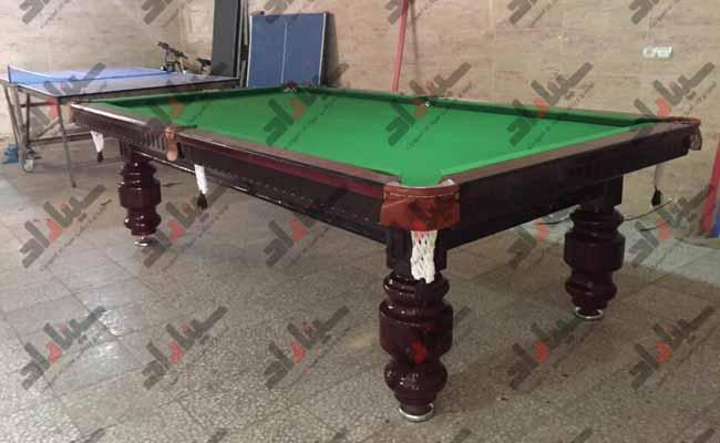 میز بیلیارد ایرانی