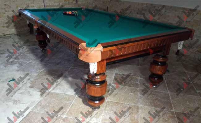 انواع مختلف میز بیلیارد اسنوکر