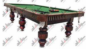 مشخصات کامل میز بیلیارد کوچک