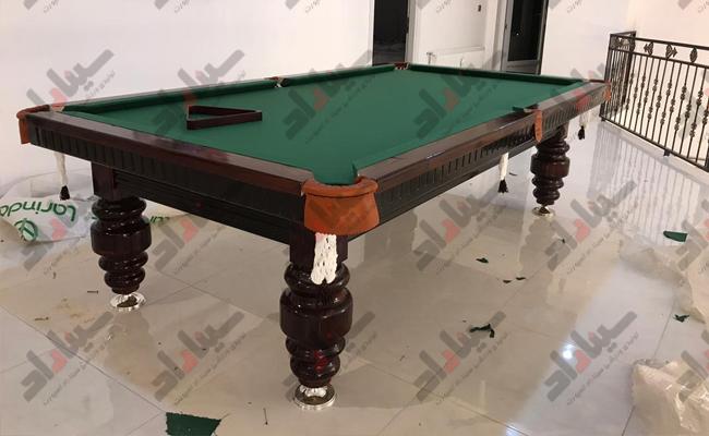 مشخصات کامل میز بیلیارد کوچک خانگی و باشگاهی