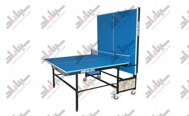 کیفیت استاندارد انواع میز پینگ پنگ چوبی